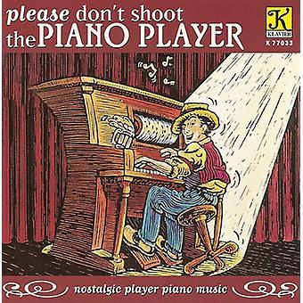 Spiller klaver ordninger - spiller klaver ordninger [CD] USA importerer