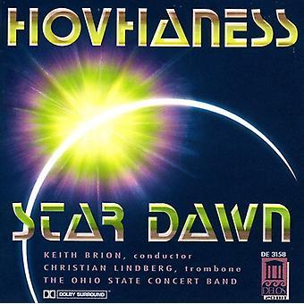 A. Hovhaness - Hovhaness: Stjärnigt Dawn [CD] USA import