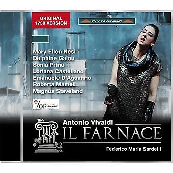 Vivaldi / Petras / Galou / Prina / Castellano - Il Farnace [CD] USA import