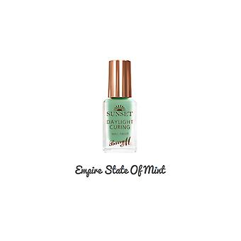 Barry M Barry M Sunset ongles peinture Empire State de la menthe