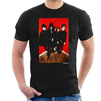 The Horrors Band Photograph Men's T-Shirt