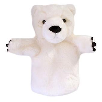 The Puppet Company Polar Bear Hand Puppets (Toys , Preschool , Theatre And Puppets)