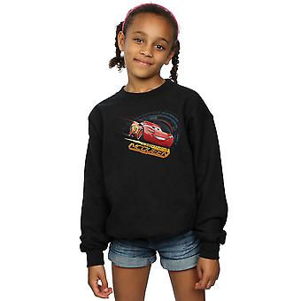 Disney Girls Cars Lightning McQueen Sweatshirt