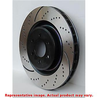 EBC Brake Rotors - GD Sport GD7192 Fits:CHRYSLER | |2001 - 2007 TOWN & COUNTRY