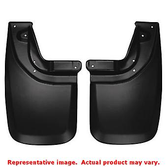 Husky Liners 57931 Black Custom Molded Mud Guards   FITS:TOYOTA 2005 - 2014 TAC