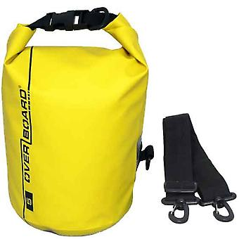 **SALE**OverBoard 5 Litre Dry Tube Bag (Yellow)