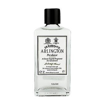 D R Harris Arlington Pre-Shave Lotion 100 ml