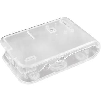 Raspberry Pi® enclosure Clear 1593HAMPICLR Raspberry Pi®