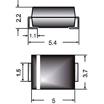 Semikron 03895297 FR2M SMD Diode