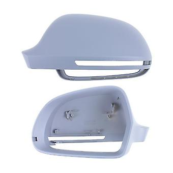 Left Mirror Cover (primed) Audi A8 2007-2010