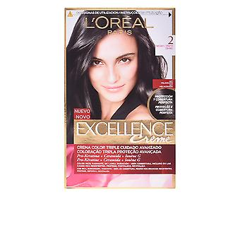 L'oreal Expert Professionnel Excellence Creme Tinte Negro Womens New