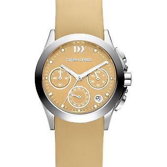 Deense design heren horloge chronograaf IV26Q981