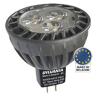 Sylvania RefLED Coolfit Lamp LED MR16 7W 345Lm 827 40  (Verlichting , Spaarlampen)