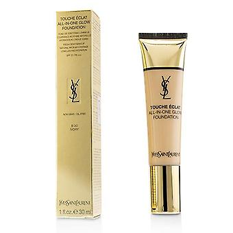 Yves Saint Laurent Touche Eclat All In One Glow Foundation Spf 23 - # B20 Ivory - 30ml/1oz