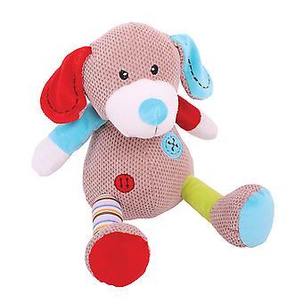 Bigjigs giocattoli peluche Bruno 23cm Cuddly giocattolo morbido neonato orsacchiotto