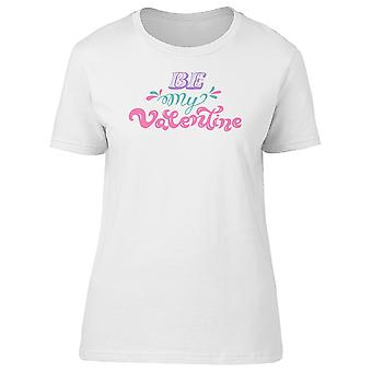 Be My Valentine, Adorable Love Tee Women's -Image by Shutterstock
