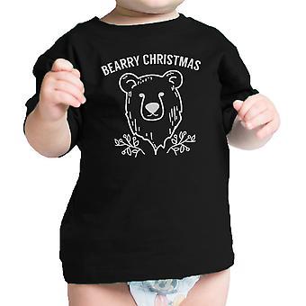 Bearry niedźwiedź Ładna Koszulka dla niemowląt śmieszne Baby Boy wakacje prezenty