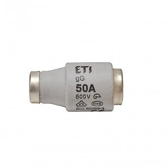 KHS Fused plug 50A 5-pack DIII 500
