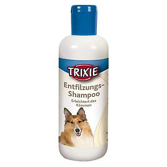 Trixie Detangling Shampoo, Extra Gentle, 250 Ml (Dogs , Grooming & Wellbeing , Shampoos)