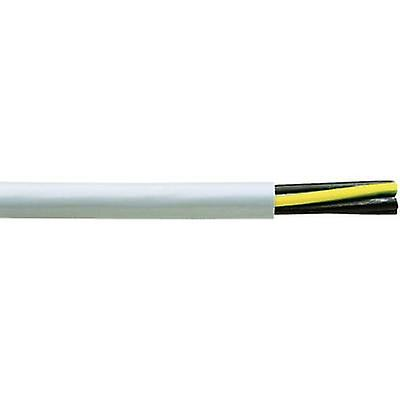 Faber Kabel H05VV5-F Control lead 4 G 1.50 mm² Grey 031526 Sold by the metre