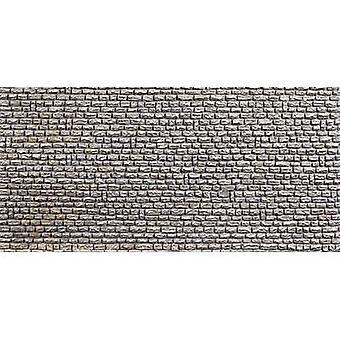 H0 Decorative wall Natural stone Faller 170603