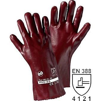 L+D PVC 1481 PVC Protective glove Size (gloves): 10, XL EN 388 CAT II 1 pair