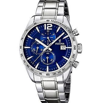 FESTINA - men's watch - F16759/3 - chronograph - sports