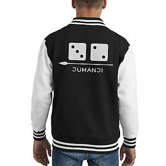 Jumanji MinimalKid's Varsity Jacket