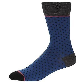 Mens Savile Row Socks Tate