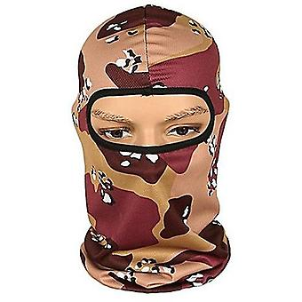Masquerade mask, Mask MC mm Front Camo MJ-007A
