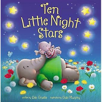 Ten Little Night Stars by Deb Gruelle - 9780310762126 Book