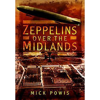 Zeppelinare över Midlands - luftarazziorna av 31 januari 1916 av Mi