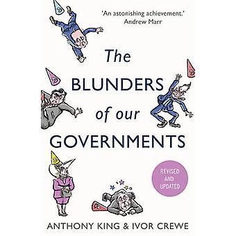 Les bévues de nos gouvernements par Anthony King - Ivor Crewe - 978178