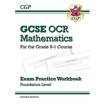 New GCSE Maths OCR Exam Practice Workbook - Foundation - For the Grade