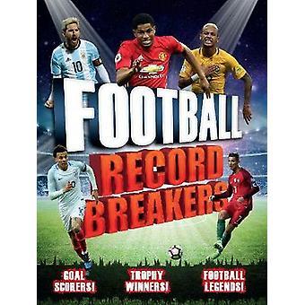 Futebol Record Breakers por discos separadores de futebol - 9781783123346