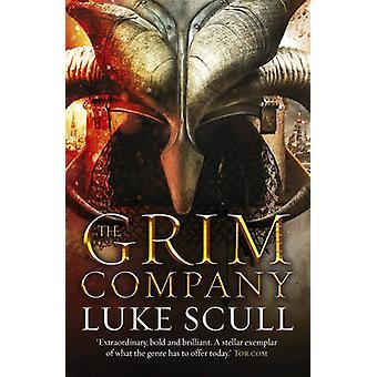 De Grim vennootschap door Luke Scull - 9781786690005 boek