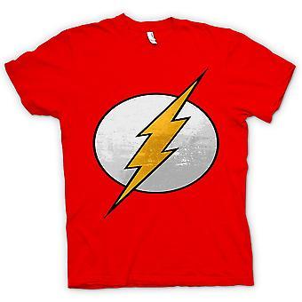 Womens T-shirt - The Flash Logo - Cool