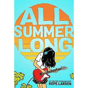 All Summer Long by Hope Larson - 9780374304850 Book
