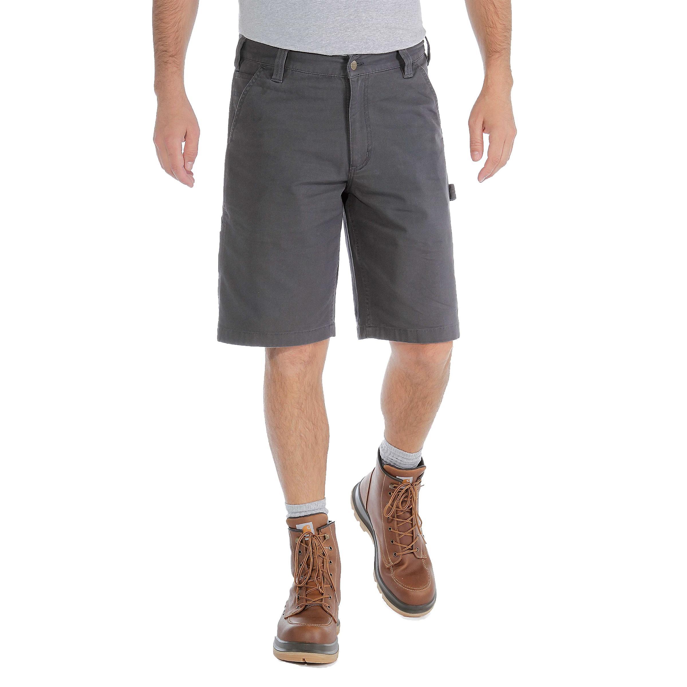Carhartt homme shorts robuste travail Flex Rigby