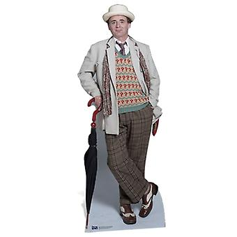 The 7th Doctor Sylvester McCoy Classic Doctor Who Lifesize Cardboard Cutout / Standee