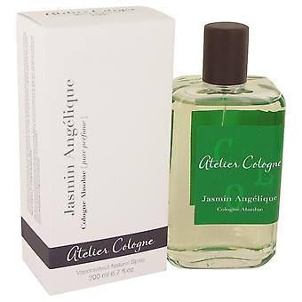 Jasmin Angelique by Atelier Cologne Pure Perfume Spray (Unisex) 6.7 oz / 200 ml (Women)