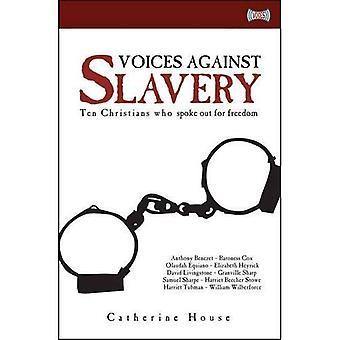 Stemmen tegen slavernij