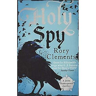 Holy Spy: the NEW John Shakespeare