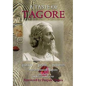 A Taste of Tagore: Poetry, Prose & Prayers