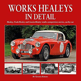 Works Healeys In Detail: Healey, Nash-Healey and Austin-Healey works competition entrants, car by car