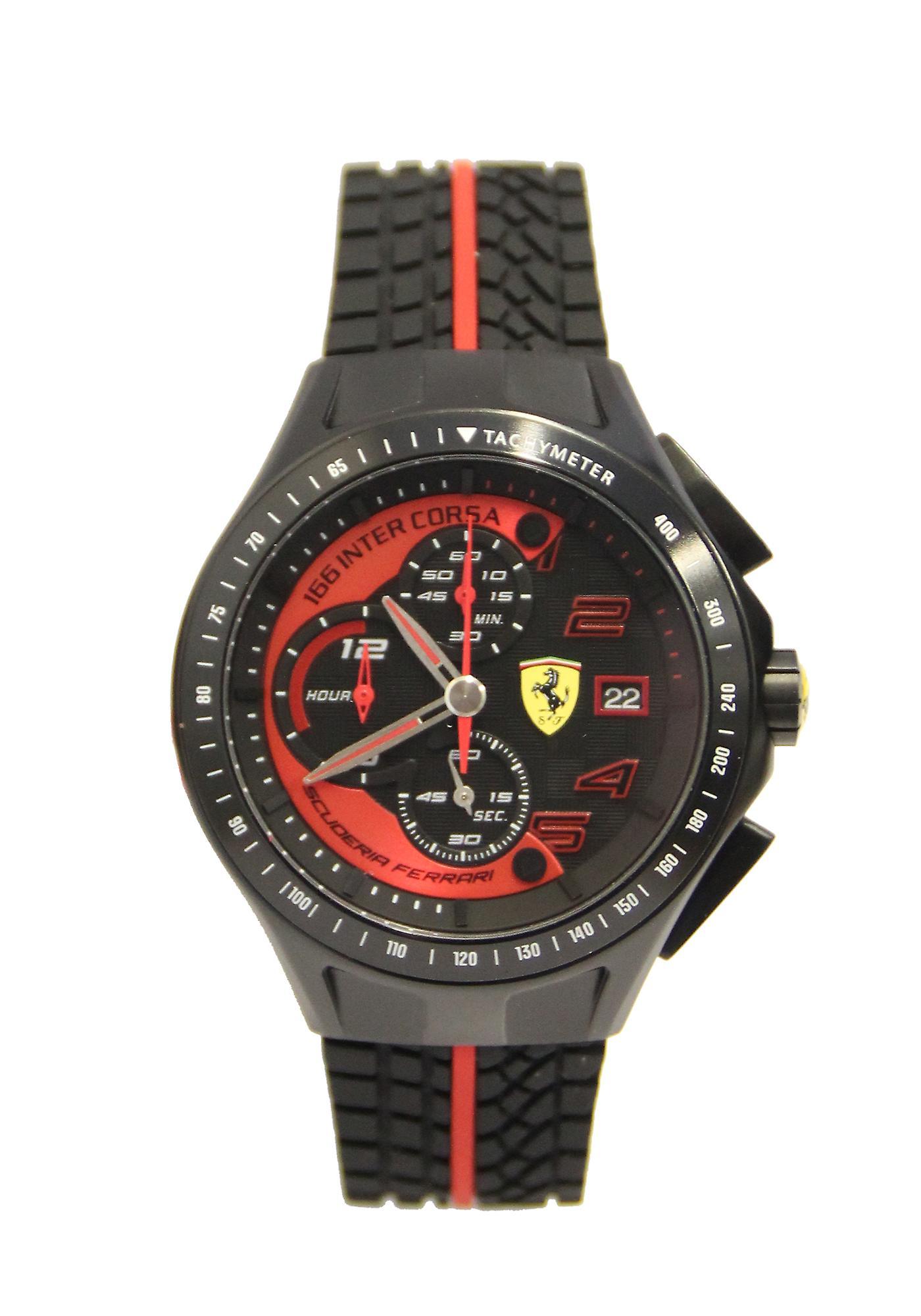 Waooh - Watch Scuderia Ferrari race day