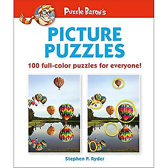 Puzzle Baron's Picture Puzzles: 100 All-Color Puzzles for Everyone (Puzzle Baron)