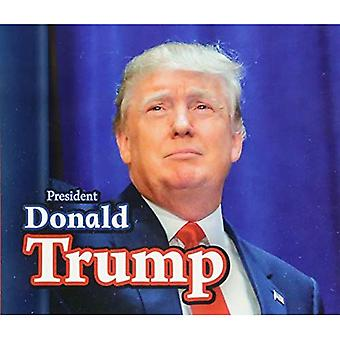 Ordförande Donald Trump