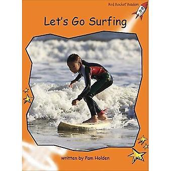 Låt oss gå Surfing Big Book Edition: Stora boken Edition (flyt nivå 1 facklitteratur uppsättning C)