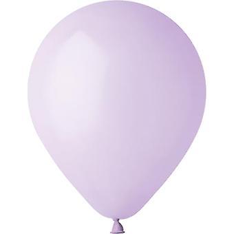 Licht lila Premium-Latex Luftballons 25-pack
